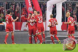 Mengejutkan, Bayern Takluk 1-2 Dari Gladbach