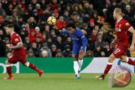 Gol Willian Selamatkan Chelsea Dari Kekalahan