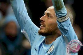 Gol-gol Silva bawa City semakin dekat dengan gelar juara