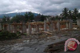 Lima paket proyek pembangunan Rejang Lebong gagal dilaksanakan