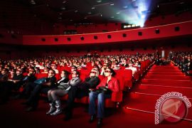 Arab Saudi Perbolehkan Bioskop Awal 2018