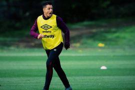 Hernandez bawa West Ham raih poin penting di Chelsea