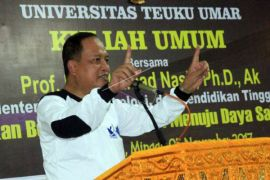 Menristekdikti laporkan pesan singkat tuduhan PKI