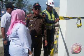 Pemkot Bengkulu segel bangunan PLTU Teluk Sepang