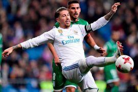 Leganes singkirkan Real Madrid dari Piala Raja