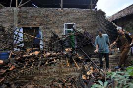 Seorang warga meninggal akibat gempa Banten