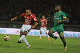 Komentar pelatih atas kemenangan Bali United di semifinal Piala Presiden