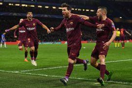 Pentingnya peran Messi saat Barcelona hancurkan Chelsea