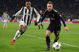 Tottenham bangkit dan amankan hasil imbang di kandang Juventus