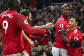 United raih kemenangan 2-0 di markas Bournemouth