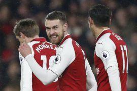 Perpisahan Wenger dimulai dengan kemenangan Arsenal atas West Ham