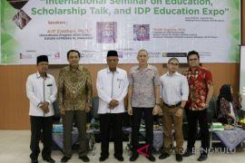 IAIN Bengkulu tuan rumah pameran pendidikan terbesar di Bengkulu