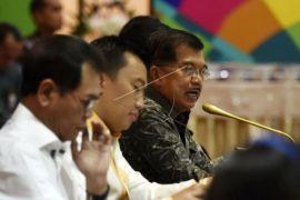 Wapres: Indonesia targetkan minimal 16 emas Asian Games