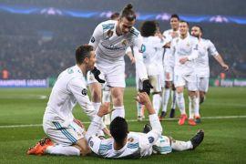 Ronaldo cetak gol dalam hasil imbang Derby Madrid
