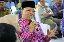 Gubernur Bengkulu bahas trawl saat