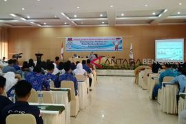 KPU Bengkulu simulasikan pemungutan suara ke pelajar