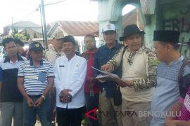 Tim provinsi bantu penyelesaian sengketa tapal batas Rejang Lebong-Kepahiang