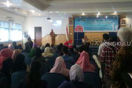 Menteri Yohana kuliah umum di Universitas Bengkulu