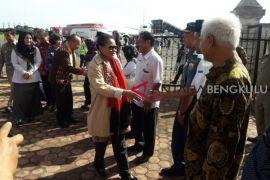 Menteri Yohana ke Seluma kampanyekan