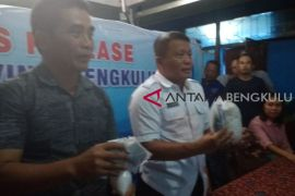 BNN Bengkulu gagalkan penyelundupan 500 gram sabu-sabu
