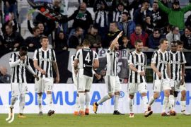 Gila, Juventus juarai Liga Italia tujuh kali beruntun