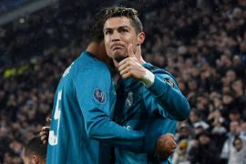 Salto Ronaldo hiasi kemenangan Real atas Juve
