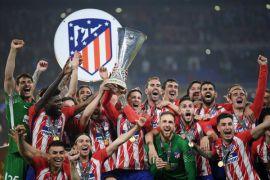 Torres akhiri penantian panjang untuk raih trofi bersama Atletico