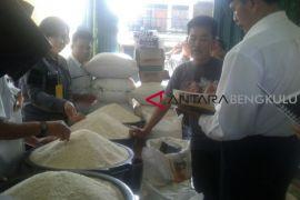 Harga beras di Rejang Lebong turun