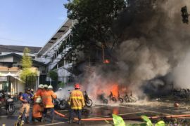 China berduka atas korban bom Surabaya