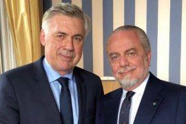 Ancelotti pelatih baru Napoli