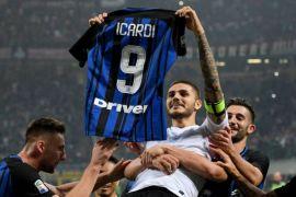 Icardi tidak masuk Timnas Argentina untuk Piala Dunia