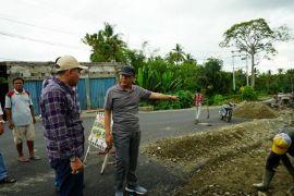 30 proyek jalan di Bengkulu tahap pengerjaan
