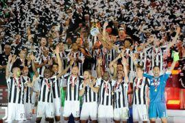 Juventus hancurkan Milan untuk kembali menjuarai Piala Italia