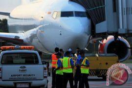 Dua anggota DPRD diamankan saat bercanda bom di pesawat