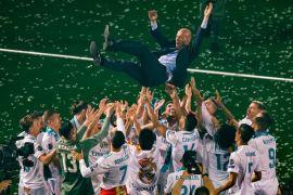 Mengejutkan, Zidane mundur dari Madrid