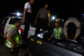 Polda Bengkulu:  sembilan kasus kecelakaan arus mudik