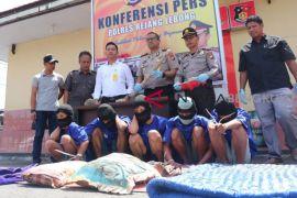 Kepolisian Rejang Lebong tangkap lima pelaku pembunuhan sepasang lansia