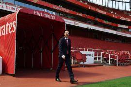Pelatih Arsenal Emery hadapi juara bertahan pembukaan Liga Inggris