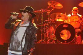 Guns N Roses siap hadir lagi di Indonesia