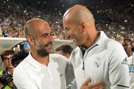 Guardiola puji Real Madrid setelah menjuarai Liga Champions