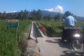 Suka Marga manfaatkan dana desa untuk irigasi