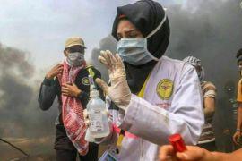 Militer Israel janji selidiki pembunuhan perawat Gaza