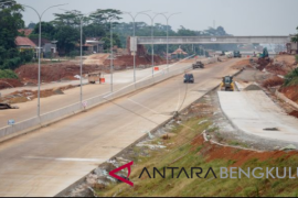 Tol Batang-Semarang bisa dilalui H-2