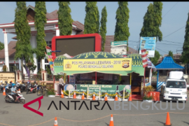 Ratusan paramedis siap layani pemudik di Bengkulu Selatan