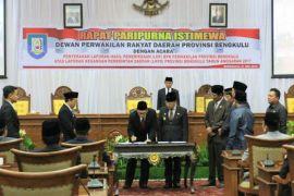 Pemprov Bengkulu raih predikat opini WTP