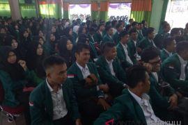 Sebagian peserta KKN IAIN Bengkulu bertugas di Malaysia