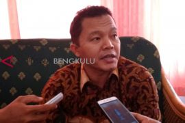 KPU Bengkulu terima pendaftaran calon DPD RI
