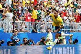 Akui reaksi berlebihan di Piala Dunia, Neymar berjanji akan lebih baik