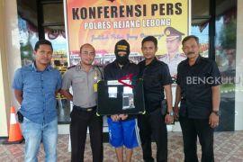 Polres Rejang Lebong tangkap penyalahguna narkoba