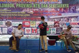 Solidaritas relawan Bengkulu untuk Lombok terkumpul Rp21 juta